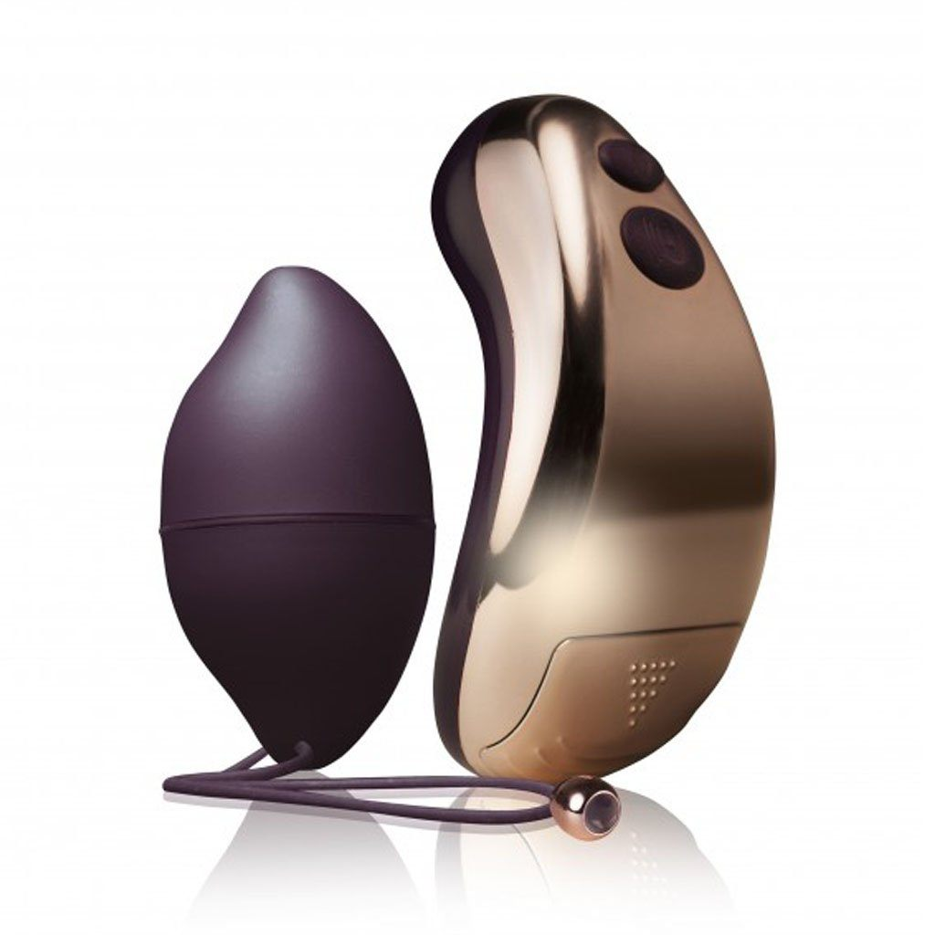 Rocks-Off Ro-Duet Love Egg Bullet Remote-controlled Couples Vibrator 無線 遙控 震蛋 情侶 震動器