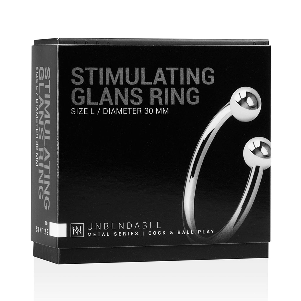 Sinner Gear Glans Ring Stainless Steel BDSM Sex Toy 龜頭環 不鏽鋼 性玩具