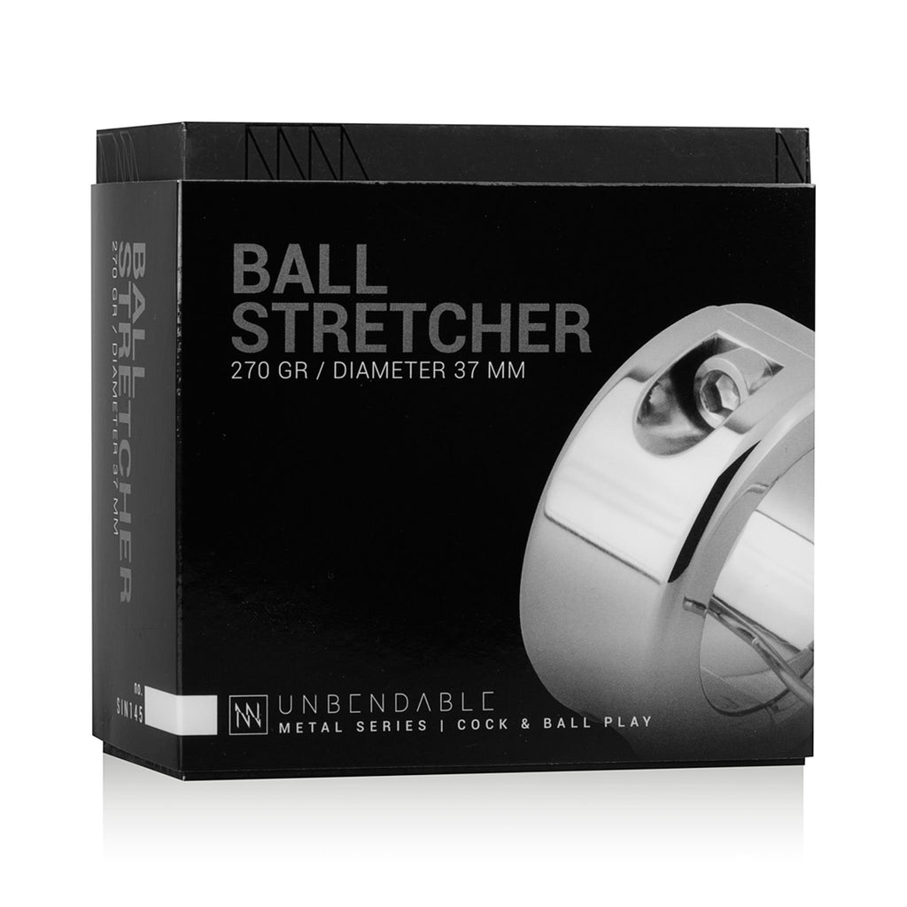 Sinner Gear Ball Stretcher Stainless Steel BDSM Sex Toy 負重 陰囊 吊環 不鏽鋼 性玩具