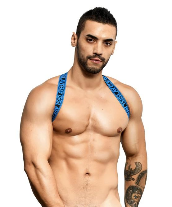Andrew Christian SLAVE Harness Mens 男士 胸背帶