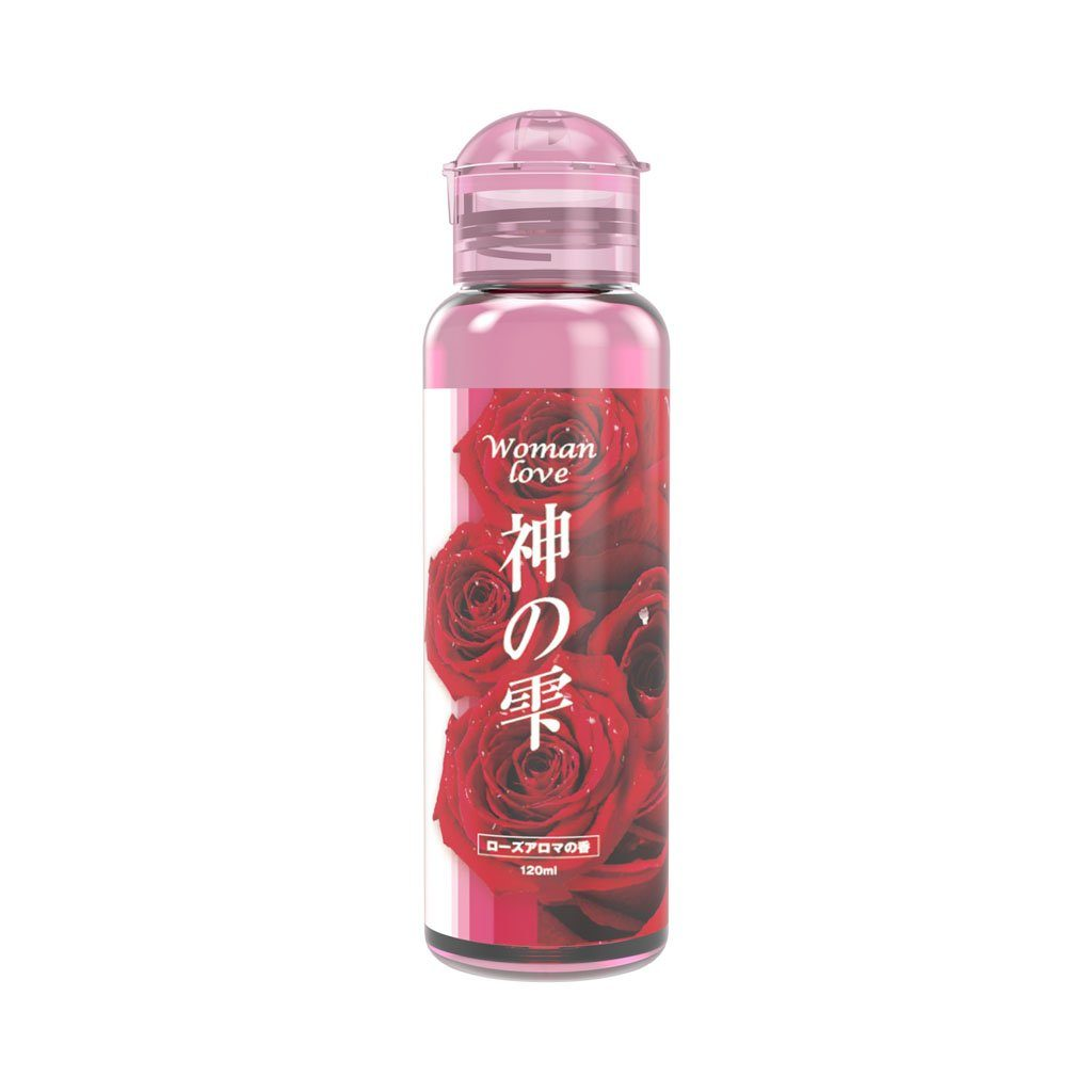 SSI Japan Woman Love 神の雫 玫瑰香味 水性 潤滑液 Kami No Shizuku Drop of God Rose Scented Water-based Lubricant Lotion
