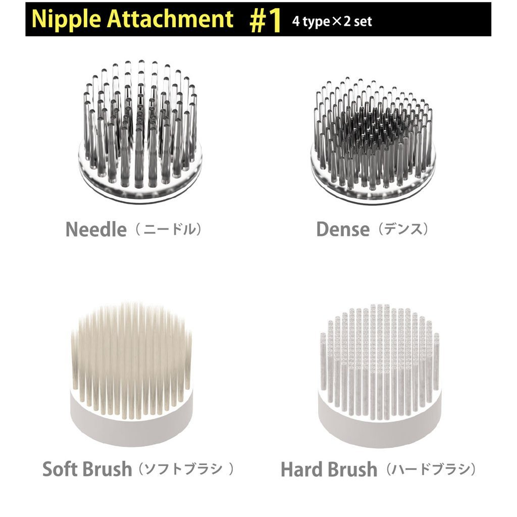 SSI Japan Nipple Dome Attachment #1 專屬 替換 膠頭