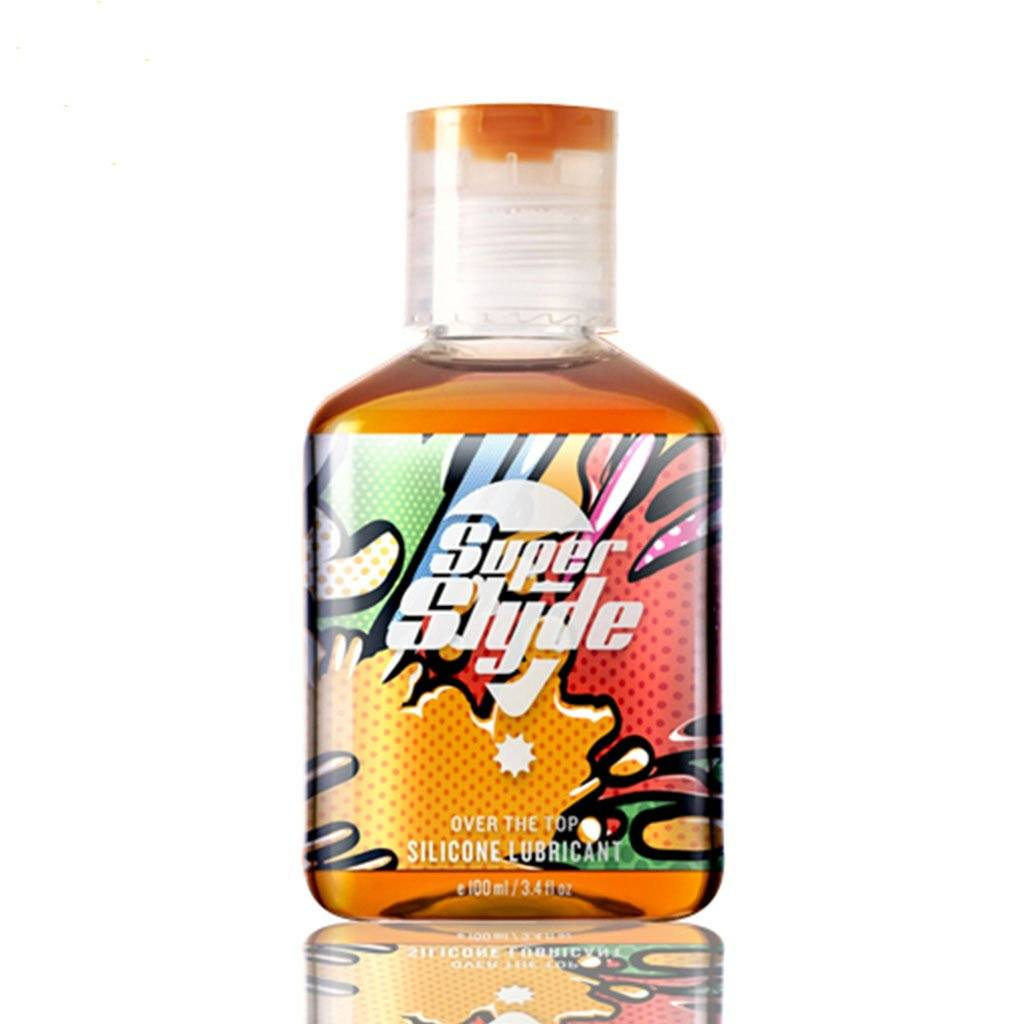 SuperSlyde Silicone Lubricant 100ml 矽性 潤滑液 100毫升