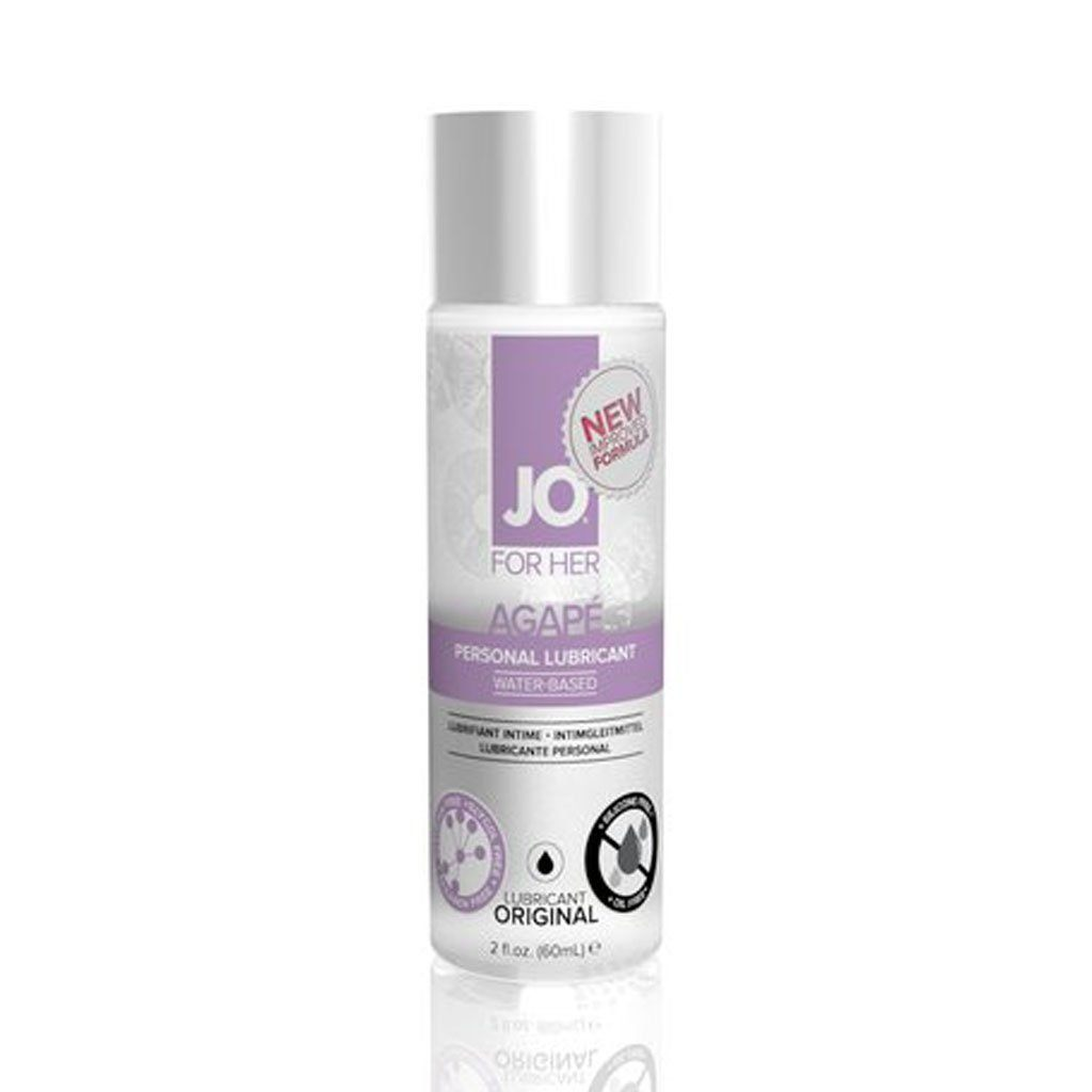 System JO JO For Her Agapé Original Water Based Lubricant 女士 專用 水性 潤滑液