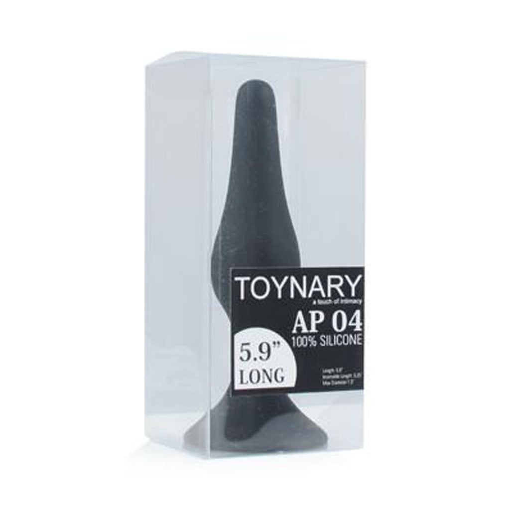 Toynary AP04 Suction Cup Anal Plug Sex Toy 吸盤 後庭塞 性玩具
