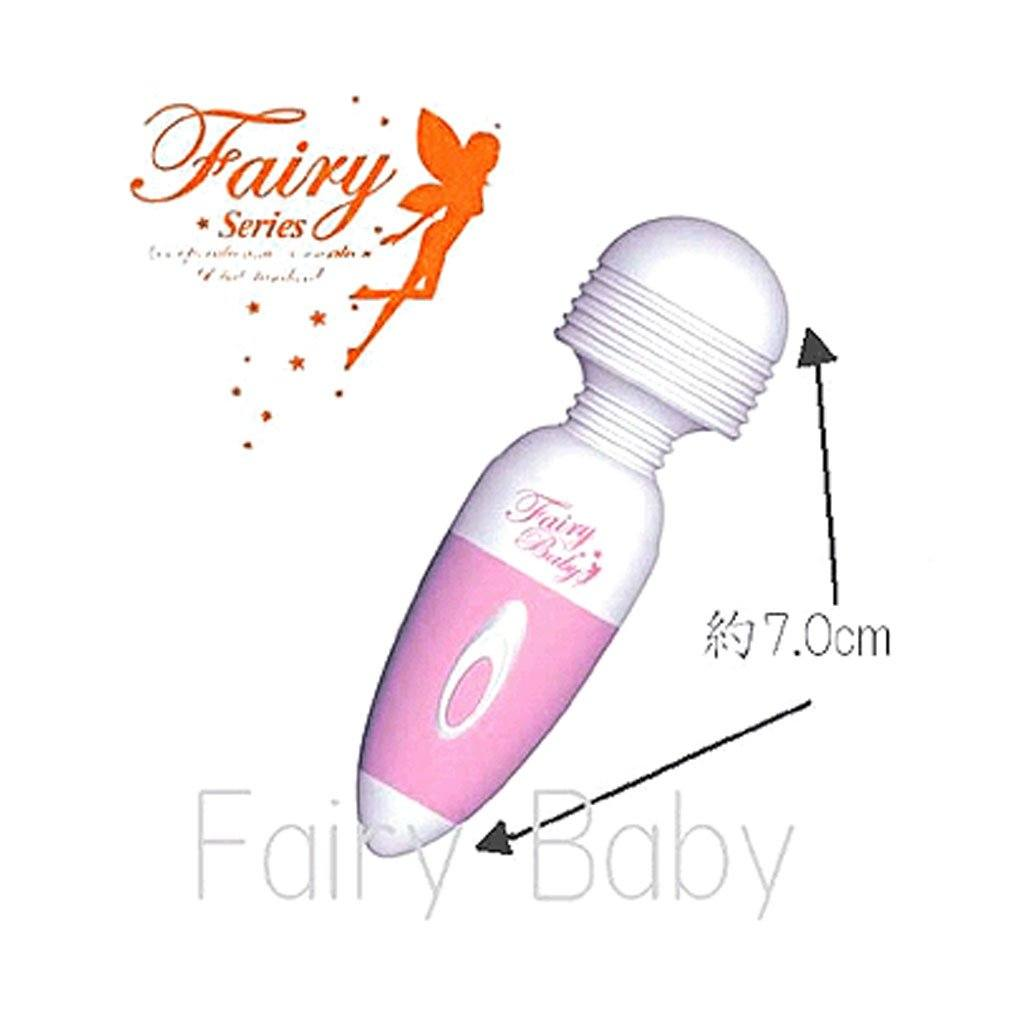 Toy's Heart Fairy Baby Mini Vibrating Massager 仙女 寶貝 充電式 迷你 袖珍 AV棒 震動棒