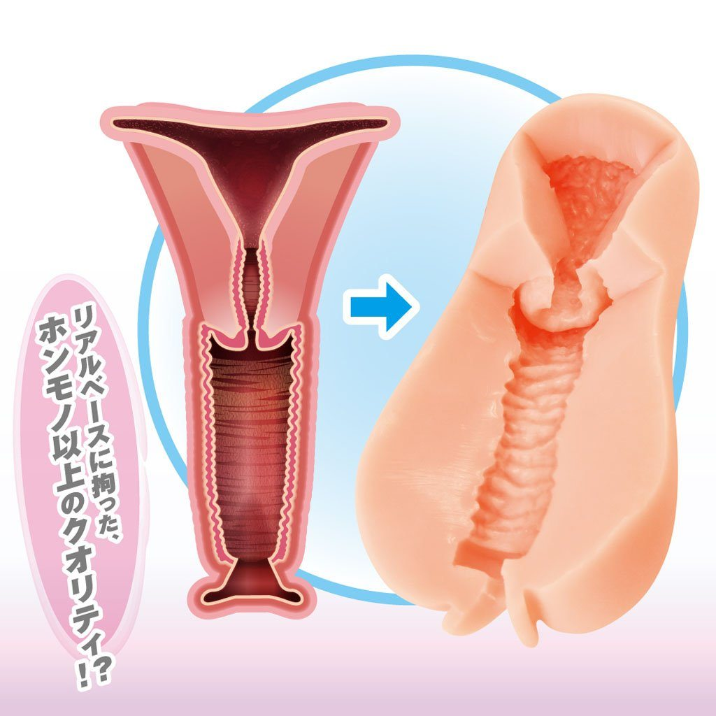 Toy's Heart G-19 秘密子宮 シークレットウテルス 動漫 飛機杯 Secret Uterus anime onahole masturbation cup