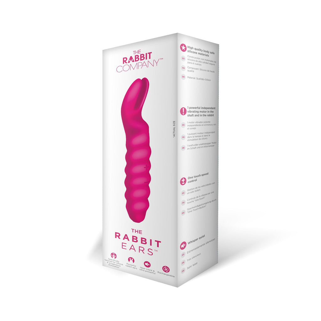 The Rabbit Company The Rabbit Ears Clitoral Vibrator Sex Toy 的骰 兔耳 陰蒂 震動器 性玩具