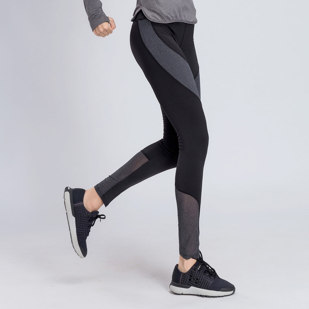 BARBOK Fitness Women Running Tights Elastic High Waist Yoga Leggings