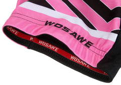 WOSAWE Womens Cycling Shorts with 3D Padded Quick Drying