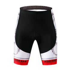Free Shipping Men's Gel Padded Bicycle Shorts Cycling Bottom Clothing
