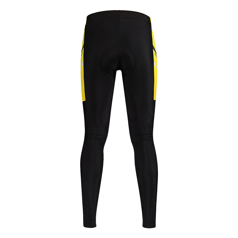 WOSAWE Mens Cycling Riding Pants Breathable Cushioned Padding Bicycle Trousers