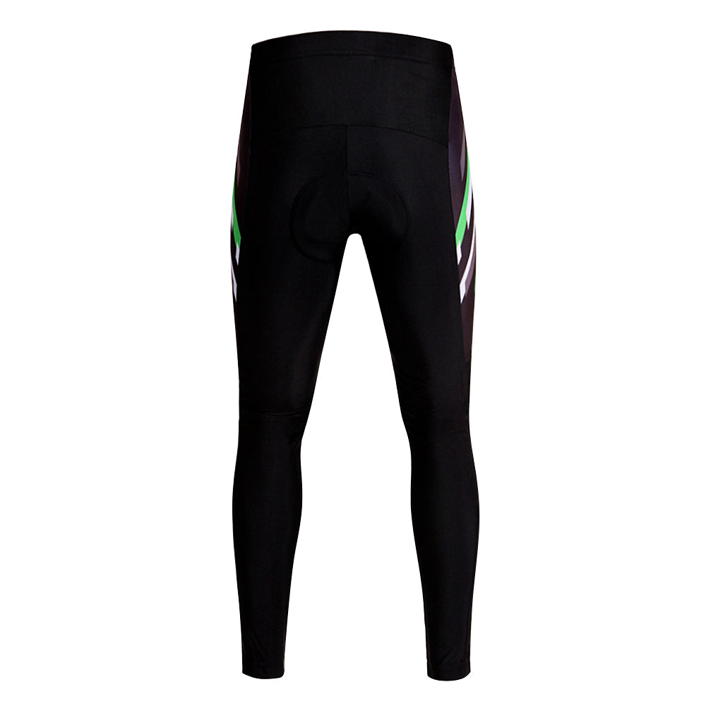 WOSAWE 4D Padded Cool Quick Dry Full Length Cycling Pants