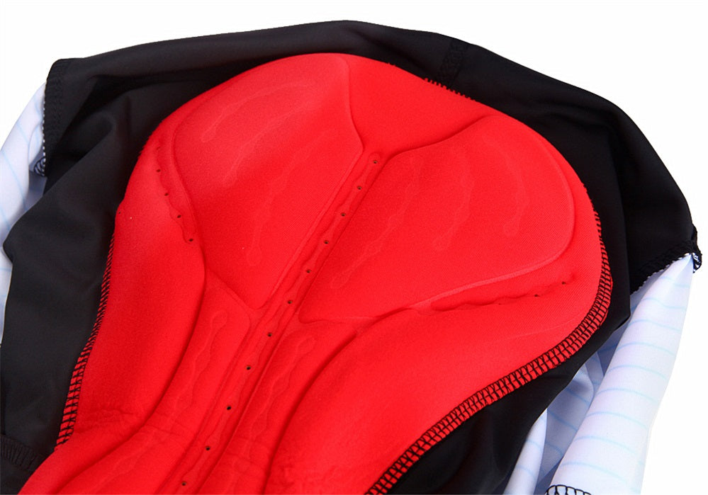 Free Shipping Gel Padded Cycling Shorts for Men Bicycle Clothes Biking Gear