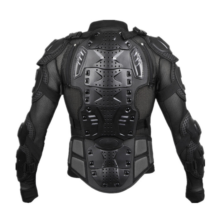 Wosawe Men's Motorcycle Downhill Protective Body Armour Jacket