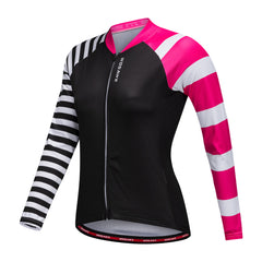 Wosawe Women's Style Cycling Quick Dry Road Bike Riding Jersey