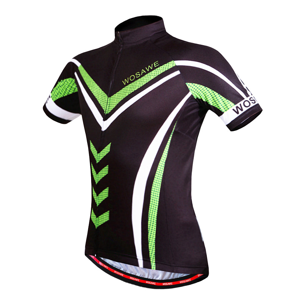 Low Price Cycling Jersey: WOSAWE Factory Direct Short Sleeve Bike Shirts
