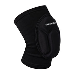 WOSAWE Elastic Knee Pads Support for Basketball Snowboard Skating Ski Hoverboard Skateboard Cycling
