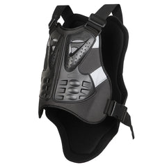 Dirt Bike Motorcycle Body Armor Cycling Skiing Chest Back Spine Protector Vest Anti-fall Gear