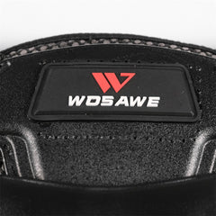 WOSAWE Adjustable Double Layer Motorcycle Back Support EVA Shell Powersports Back Protector