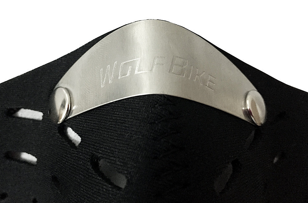 WOSAWE Anti-pollution City Commuting Cycling Motorcycle Face Mask with filter