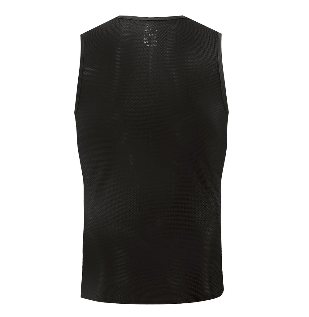 WOSAWE Men's Cycling Base Layer Sleeveless Bike Undershirt Cool Mesh Bicycle Top Vest