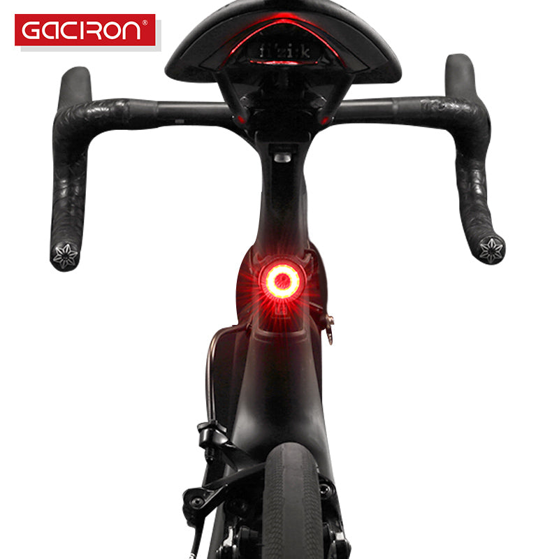 Bicycle Taillight Rear light Led USB Chargeable  headlight For Cycling