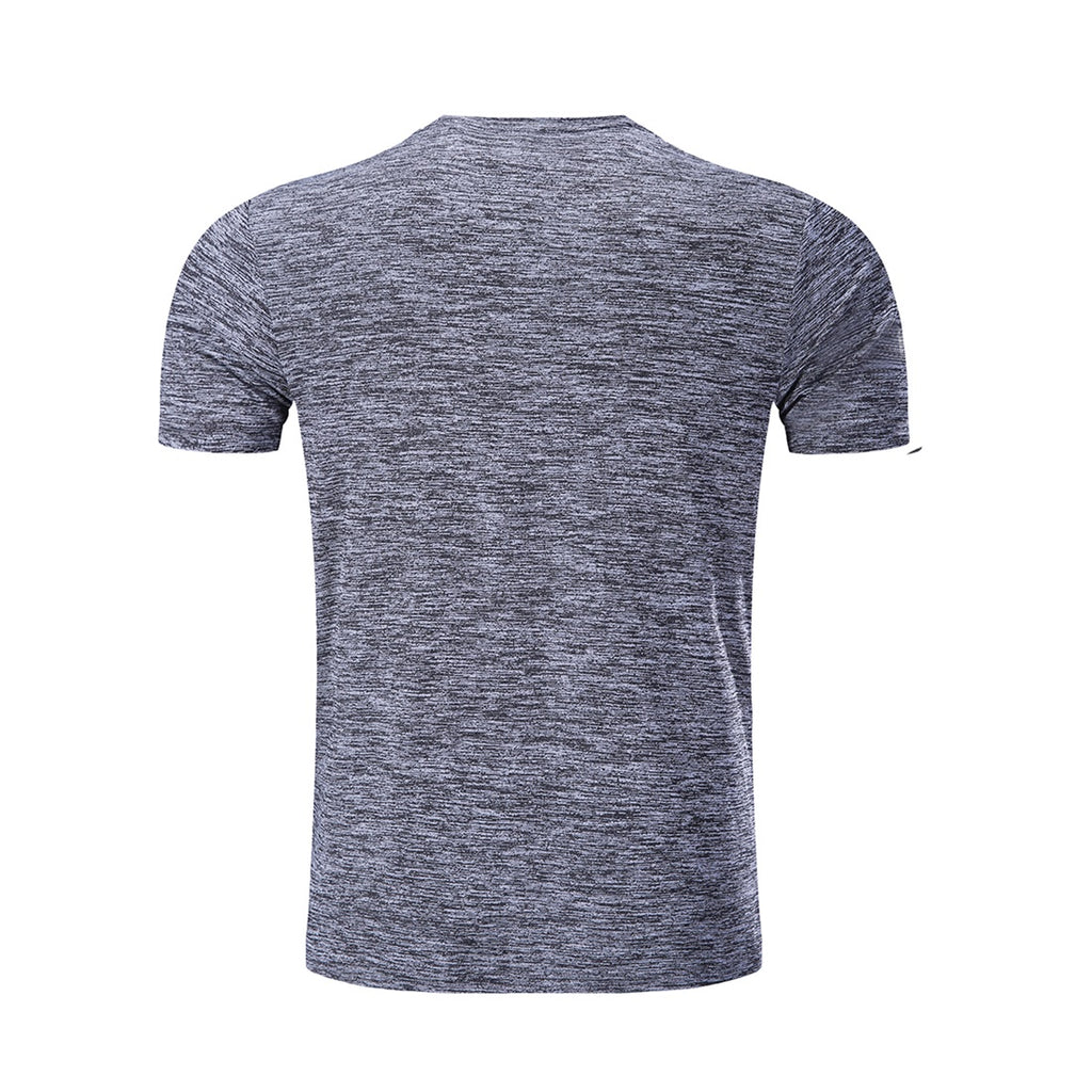 Barbok Men Sports Short Sleeves T-Shirts Breathable Running Training Top