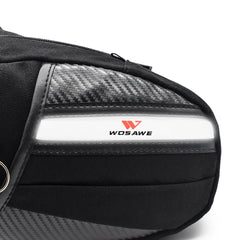 WOSAWE Moto Leg Bag Motocross Rider Hip Bag Funny Pack