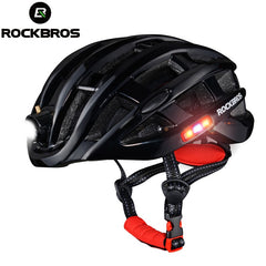 ROCKBROS Light Cycling Helmet Integrally-molded Mountain Bicycle MTB Helmets 57-62cm