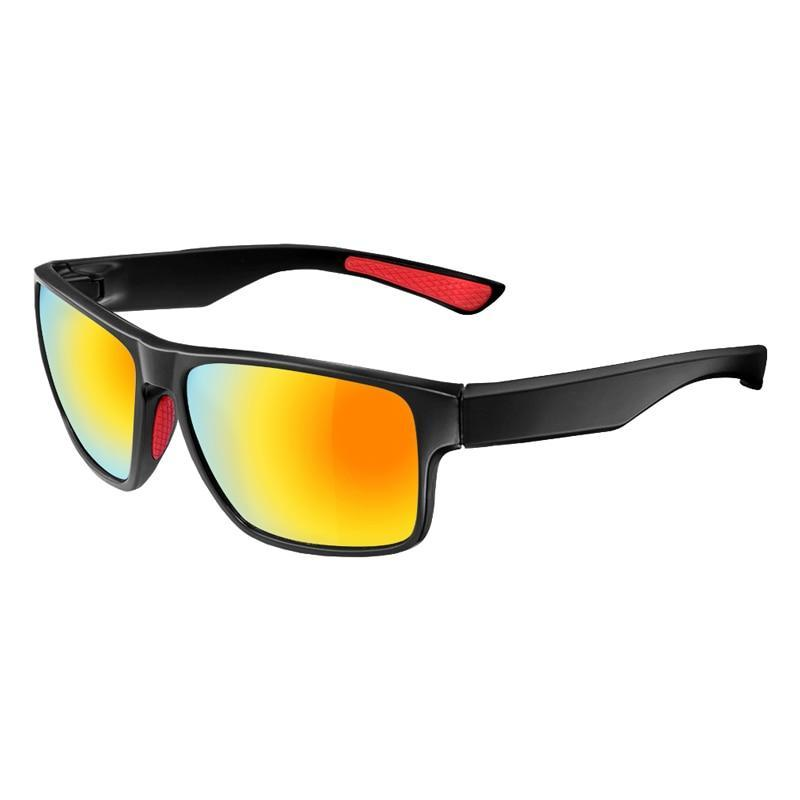 ROCKBROS Polarized Cycling Glasses Driving Hiking Sports Sunglasses