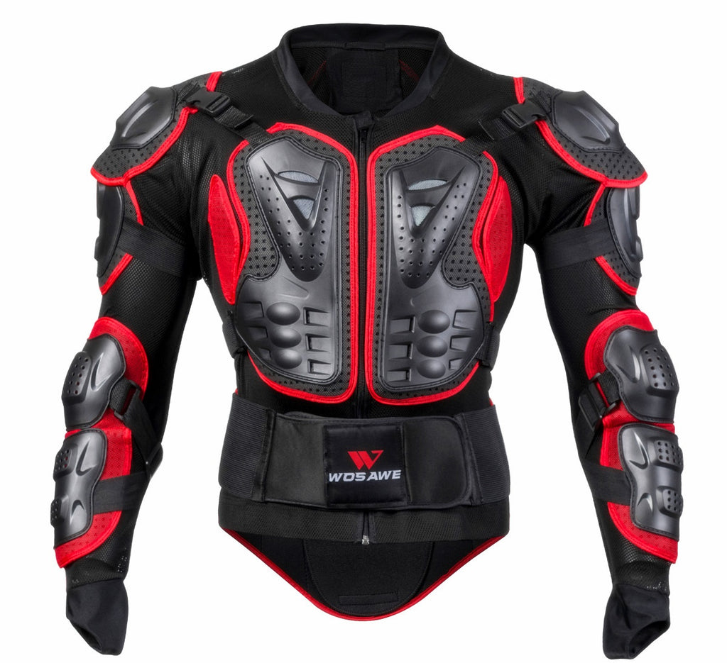 20% Off The Best Motocross Body Armored Jacket Motorcycle Cycling Protective Gears
