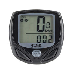 SUNDING Bike Wireless Cycling Computer Bicycle Speedometer Lcd Bike Computer Cycling Clock