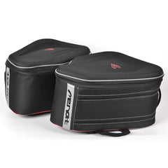 Menat Motorcycle Panniers Two Saddlebags Scooter Bag Cycling Travel Luggage