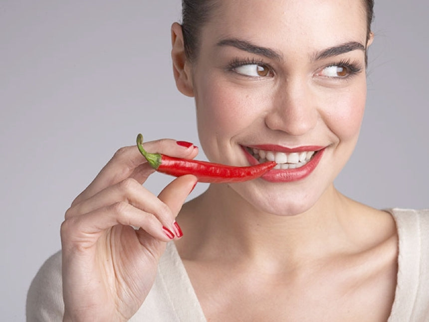 Is Spicy Food Bad For Skin?