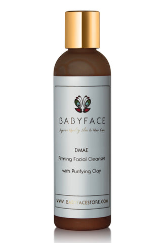 DMAE Firming Facial Cleanser with Purifying Clay, 4.4 oz.