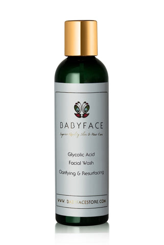 Glycolic Acid Clarifying & Resurfacing Alpha Beta Facial Cleanser, 4.4 oz.