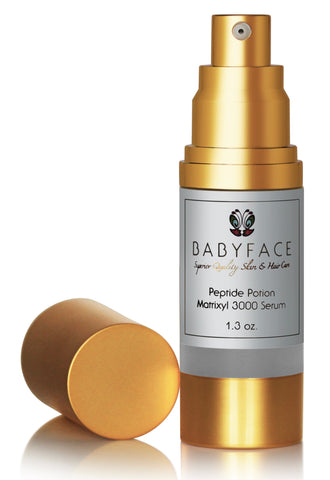 Peptide Potion Matrixyl 3000 Anti-Aging Wrinkle Smoothing Serum 1.3 oz.