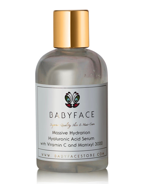 Massive Hydration Hyaluronic Acid Serum
