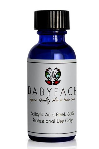 30% Salicylic Acid Chemical Peel, Acne & Blackheads, 1.2 oz.