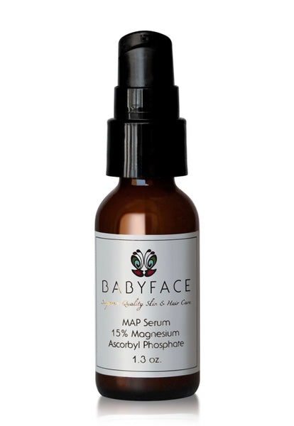 MAP Vitamin C Serum (15% Magnesium Ascorbyl Phosphate) 1.3. oz.