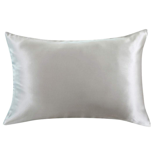 100% Mulberry Silk Pillowcase for Anti-Aging, Hair Breakage - STANDARD Size