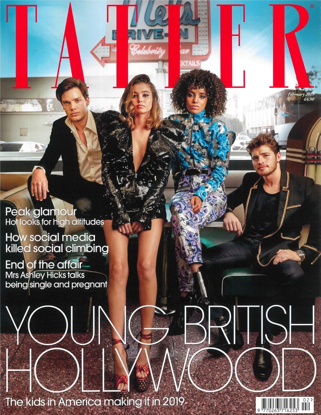 Tatler February 2019 Cover