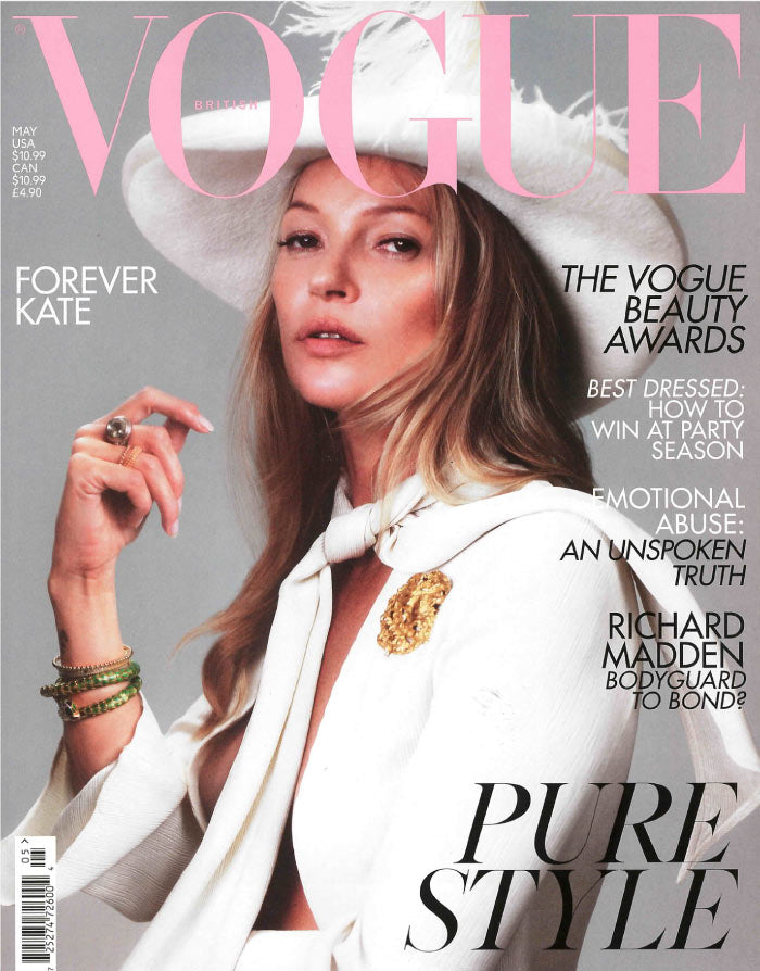 Vogue May 2019 Magazine Cover