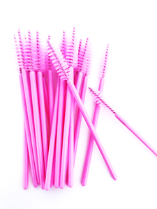 DISPOSABLE MASCARA BRUSH - (50pcs)