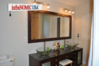 Plain Mirror - 2' x 4' Radiant Heat Panel (Frame Optional)