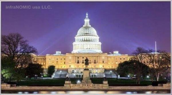 National Capitol DC - 2' x 4' Radiant Heating Panel