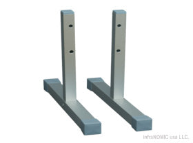 Stabilizer brackets for Radiant Heat Panels- 1 set STANDARD