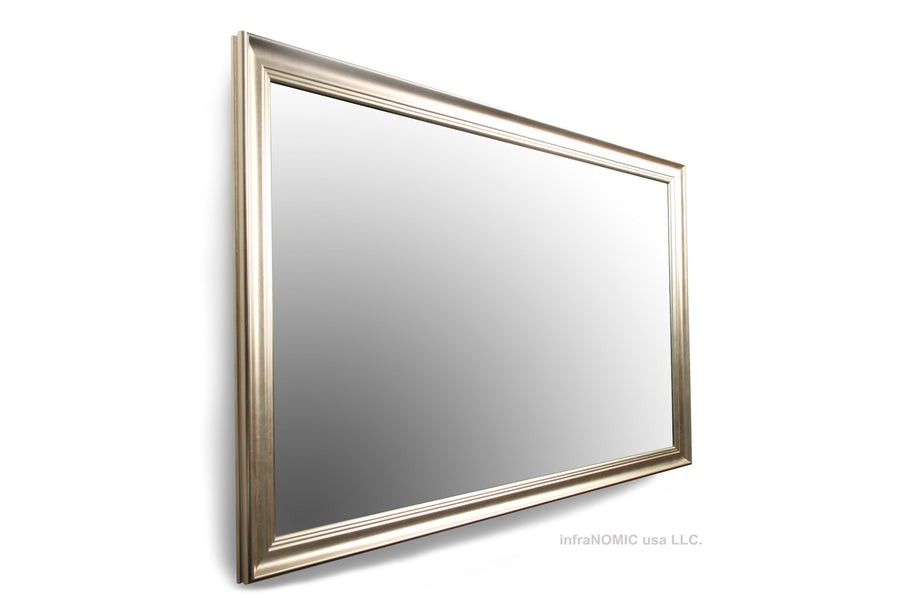 Plain Mirror - 2\' x 3\' Radiant Heat Panel (Frame Optional ...