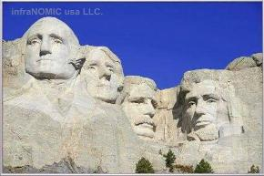 Mount Rushmore Elegant - 2' x 3' Radiant Heat Panel